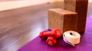 fitness 1916724 640 320x180 - ヨガブロックの選び⽅『自分にぴったり』が絶対見つかる3つの極意